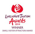 Lancashire Tourism Award Winner 2014