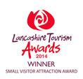 Lancashire Tourism Award Winner 2014